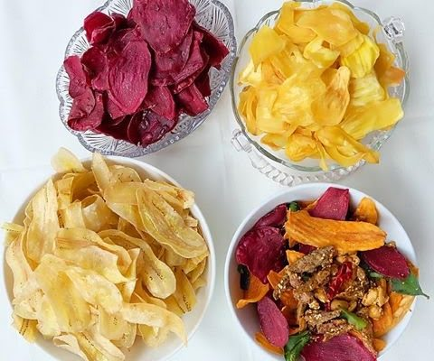 Thai Chips and Thai Fries